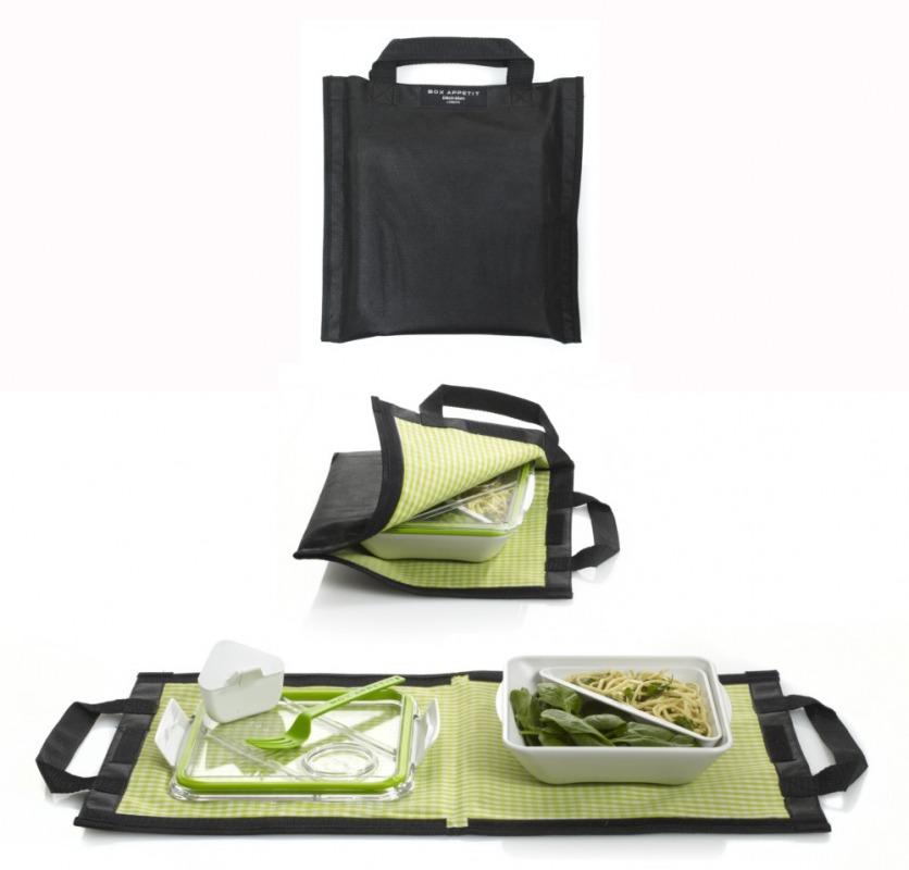 black blum torba box appetit czarna. Black Bedroom Furniture Sets. Home Design Ideas