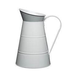 Kitchen Craft - dzban stalowy 2,3 l szary