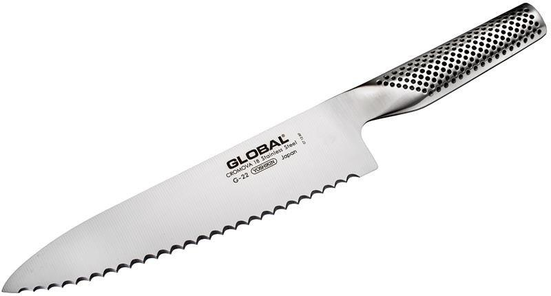 946857f53de30 Global - japoński nóż do chleba 20 cm G-22 | FrankHerbert.pl