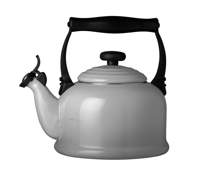 Le Creuset - czajnik Traditional Misty Grey 2,1 l