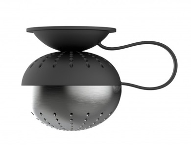 Magisso - zaparzacz do herbaty MAGNETIC TEA EGG Black
