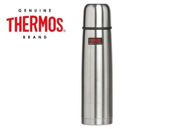 Thermos - termos Light & Compact 1,0 l stalowy